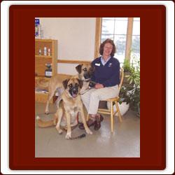Jennifer Koprince, Assistant Office Manager