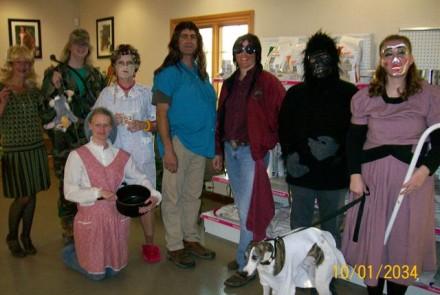 2008 – Halloween