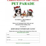 Christmas in the Ville – Pet Parade!