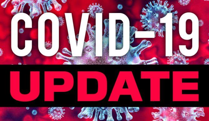 COVID 19 update June 2020